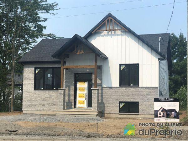 655, rue du Sylvaner - Par Habitations Jutras, Drummondville (Drummondville) à vendre