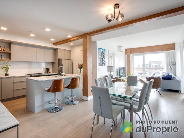 Living / Dining Room - 603-2385 rue des Équinoxes, Saint-Laurent for sale