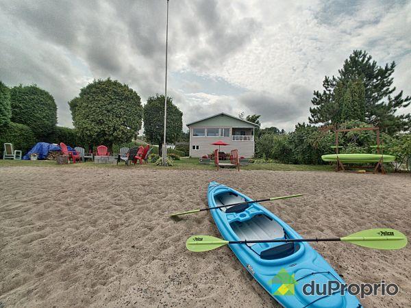 Plage - 157, chemin Baie-des-Cèdres, Chambord à vendre