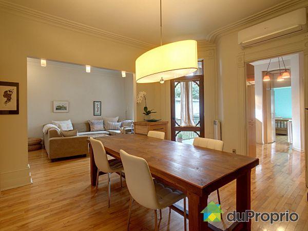 4250, rue Fabre, Le Plateau-Mont-Royal à vendre