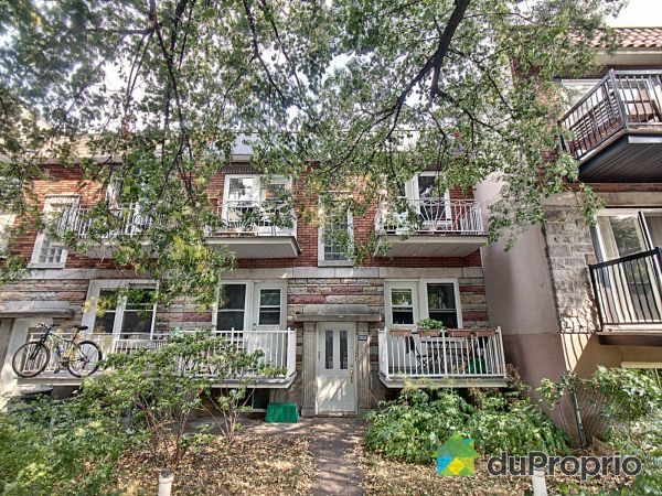 2830 avenue Laurier Est, Rosemont / La Petite Patrie for sale