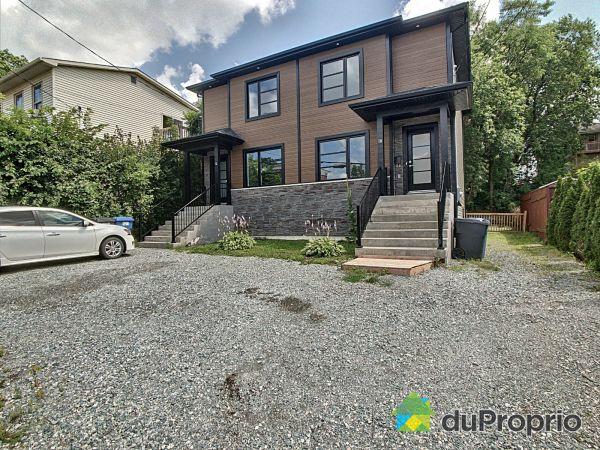 70-72, rue Johnson, Sherbrooke (Fleurimont) à vendre