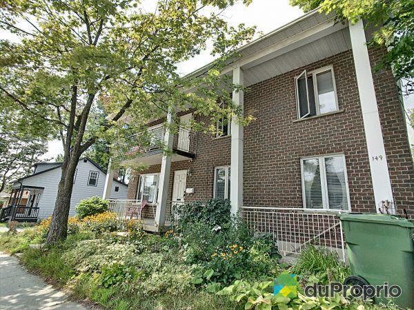 151, boulevard Jacques-Cartier Nord, Sherbrooke (Jacques-Cartier) à vendre