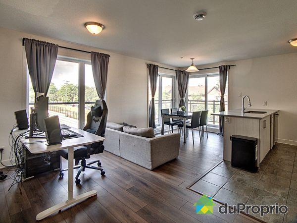 Living / Dining Room - 233-1601 rue Viola-Desmond, LaSalle for sale