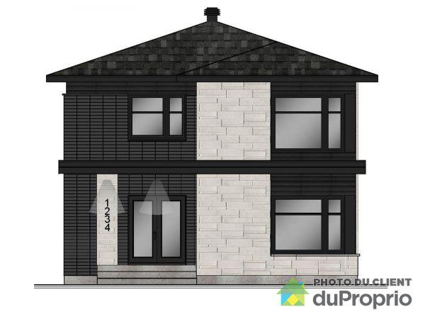 À construire - Georgina-Lefaivre - Par Constructions Beaubois inc, Cap-Rouge for sale