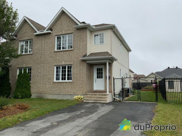 Property sold in Gatineau (Aylmer)