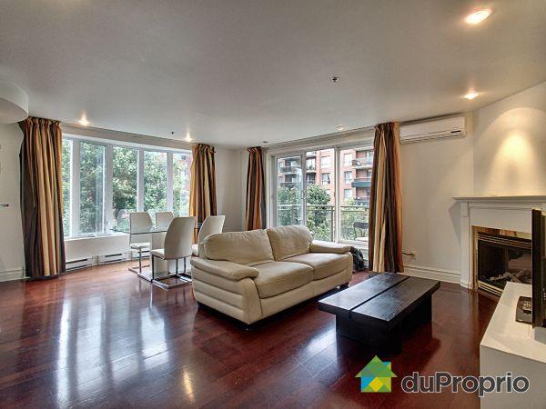 Salon du logement - 307-505, rue Lucien-L'Allier, Ville-Marie (Centre-Ville et Vieux Mtl) à vendre