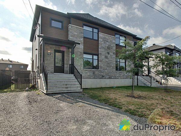 745, rue du Chardonnay, Drummondville (Drummondville) à vendre