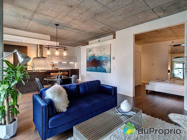 Living Room - 326-111 chemin de la Pointe Nord, L'Ile Des Soeurs for sale
