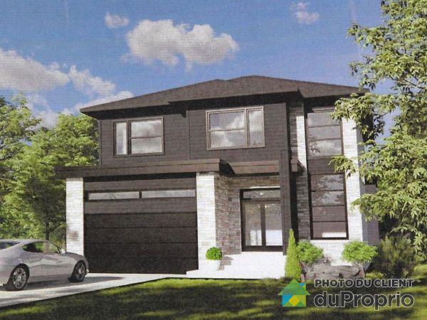 621 rue de l'Orangerie - Modèle à construire - Seigneurie-du-lac-long - Par Les Constructions Jaly Inc., Mascouche for sale
