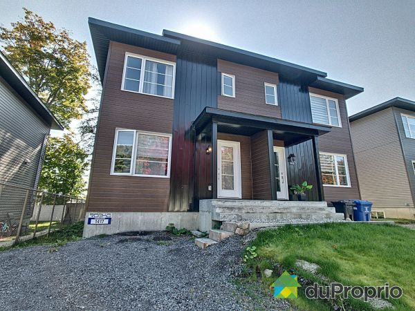 Overall View - 1417 rue Emond, Val-Bélair for sale
