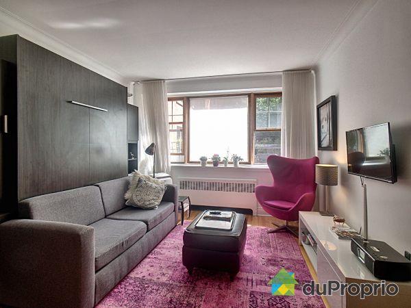 Salon - 105-3465, avenue Ridgewood, Côte-des-Neiges / Notre-Dame-de-Grâce à vendre