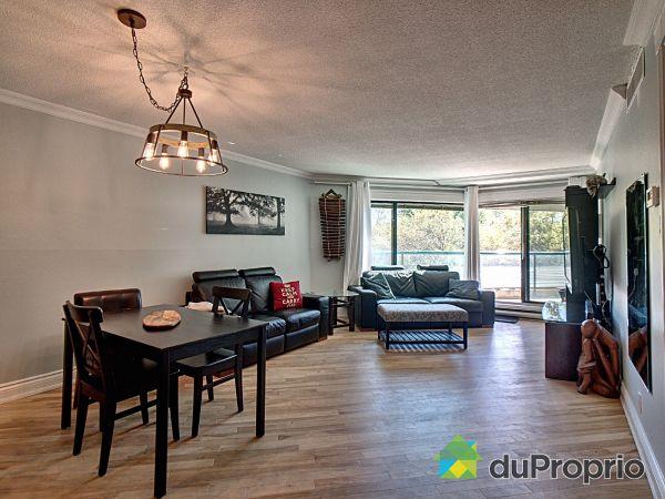 Living / Dining Room - 205-1200 chemin du Golf, L'Ile Des Soeurs for sale