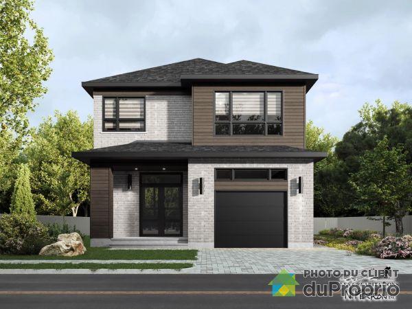 279 avenue Verchère - Modèle à construire - par Zenitude Habitations, Longueuil (Greenfield Park) for sale