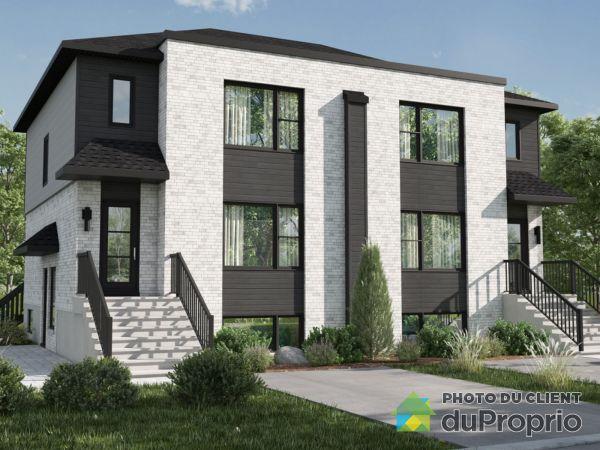 2490, rue Paquette - Le Picasso avec logement, Longueuil (St-Hubert) à vendre