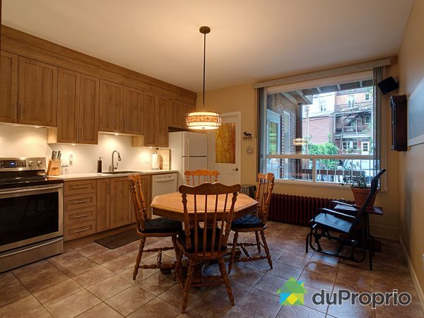 Eat-in Kitchen - 835 avenue Murray, Montcalm for sale