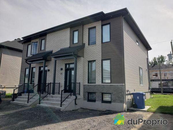 103 rue François-Cottu - Modèle MT36 - Par Habitation Mégatech, Lavaltrie for sale