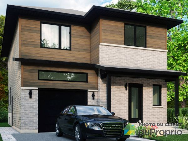 rue Marleau - Modèle à construire - Le Nouveau Champlain, Salaberry-De-Valleyfield for sale