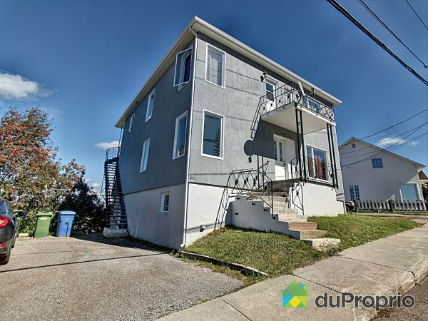 West Side - 635-641, rue Jolliet, Chicoutimi (Chicoutimi) for sale