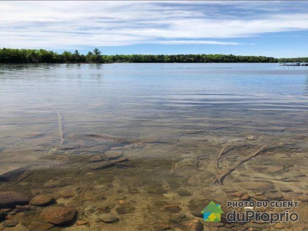 Lac - X, chemin des parulines, Nominingue à vendre