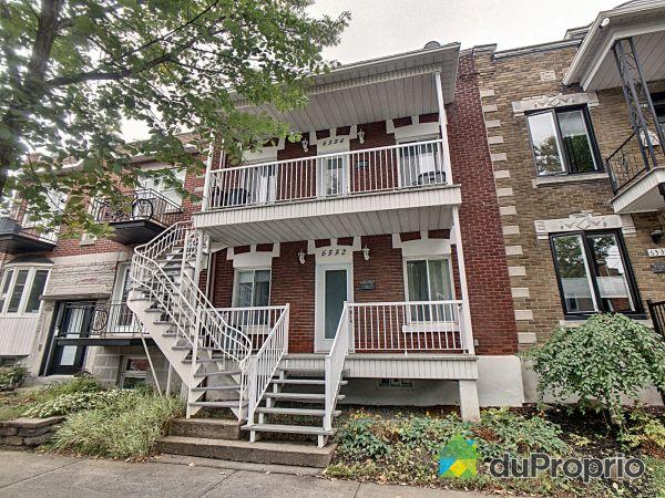 6332-6334, 25e Avenue, Rosemont / La Petite Patrie for sale