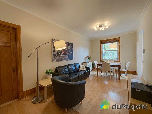 Living / Dining Room - 2-5390 avenue Decelles, Côte-des-Neiges / Notre-Dame-de-Grâce for sale