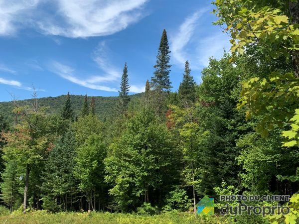 Mountain View -  Chemin Hémisphère Nord, Val-Des-Lacs for sale