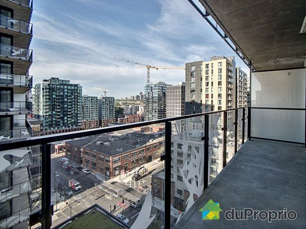 Panoramic View - 1455-101 rue Peel, Griffintown for sale