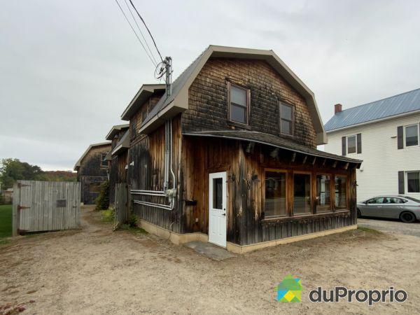 Buildings - 133-A-B rue Principale, St-André-Avellin for sale