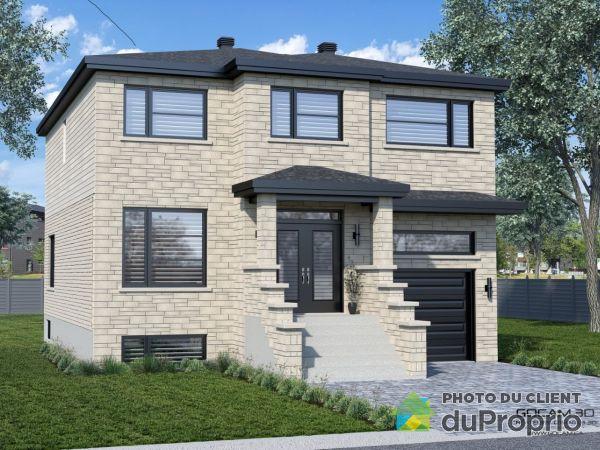 5245-5255 rue Domville - Par Habitations des Soleils, Longueuil (St-Hubert) for sale