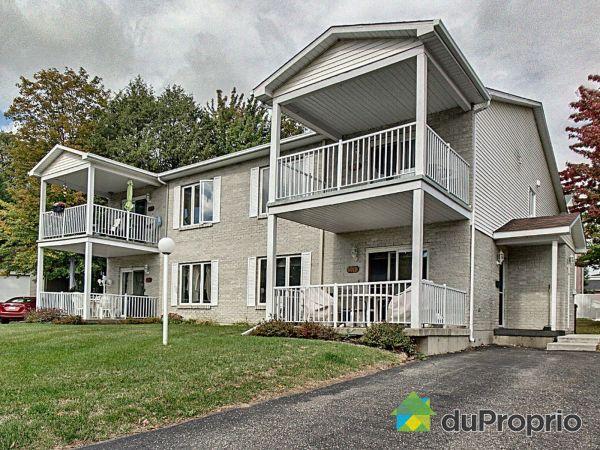 4919-4921-4923-4925, rue Gabriel, Sherbrooke (Rock Forest) à vendre