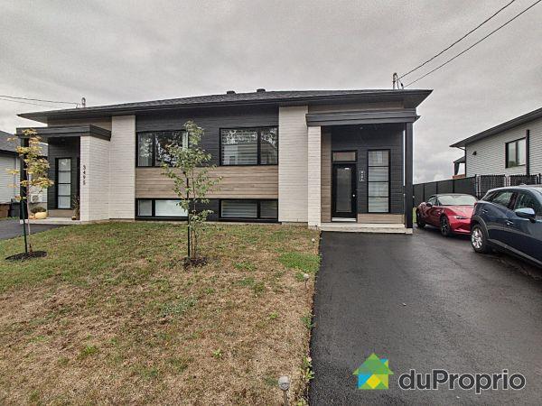 3491, rue Nina-Owens, Sherbrooke (Jacques-Cartier) à vendre
