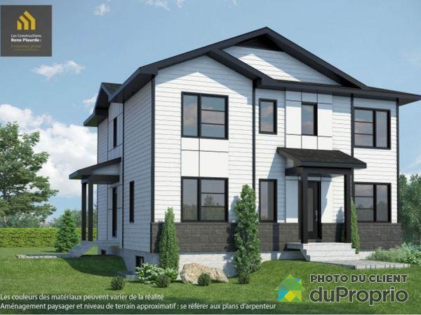 936, rue des Atikamekw  - Par Les Constructions Reno Plourde inc., Beauport à vendre