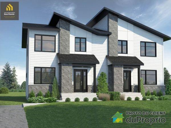 À construire - Par Les Constructions Reno Plourde inc., Val-Bélair for sale