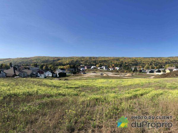 Développement au coeur du village de St-Urbain, St-Urbain for sale