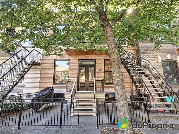 5644-5646-5648, rue Saint-Urbain, Le Plateau-Mont-Royal for sale