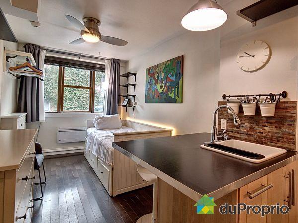 Bedroom - 4-3626 rue drolet, Le Plateau-Mont-Royal for sale