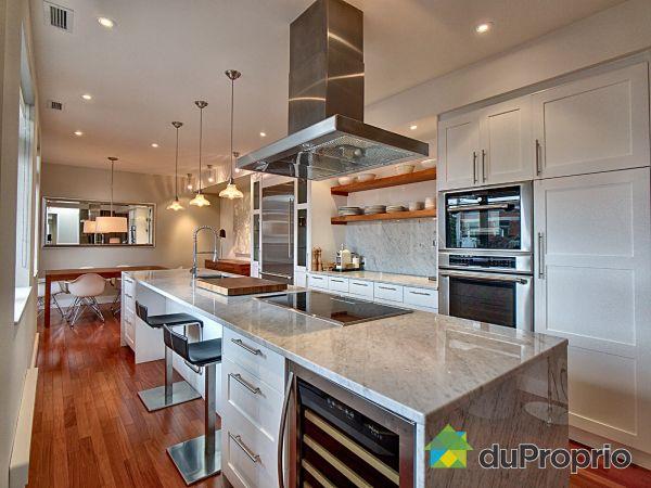 Kitchen - 254 avenue Fairmount Ouest, Le Plateau-Mont-Royal for sale