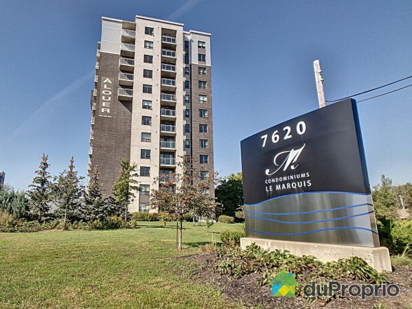 Outside - 306-7620 boulevard Marie-Victorin, Brossard for sale