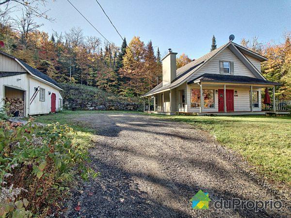 3202, chemin des Sources, St-Faustin-Lac-Carré à vendre