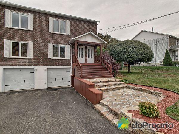 490-492, rue McCrea, Sherbrooke (Jacques-Cartier) à vendre