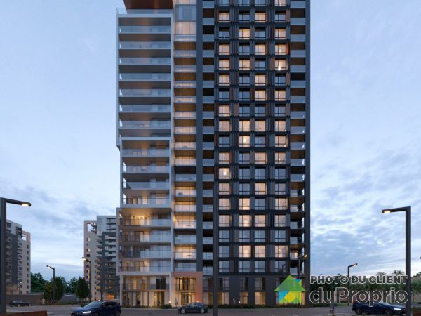 VIVA Phase 6 - Unité 605 - 2855, avenue du Cosmodôme - PAR ALTA-SOCAM, Chomedey à vendre