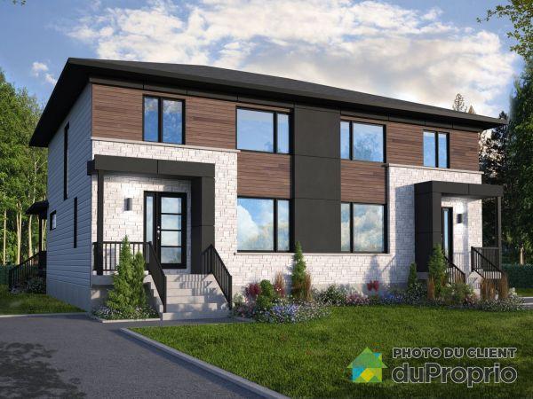 rue Rose A. Beaudoin - Par S.G. Habitations inc., Pintendre for sale