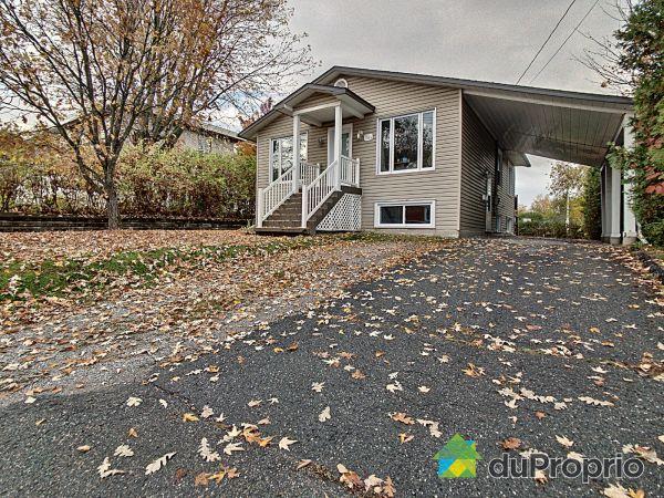 1363, rue Béliveau, Sherbrooke (Mont-Bellevue) à vendre