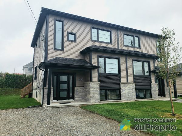 1015 rue Bérubé, Sherbrooke (Rock Forest) for sale
