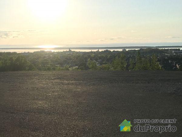 Vue - Lot 6313646, chemin du Sommet Est, Rimouski (Rimouski) à vendre
