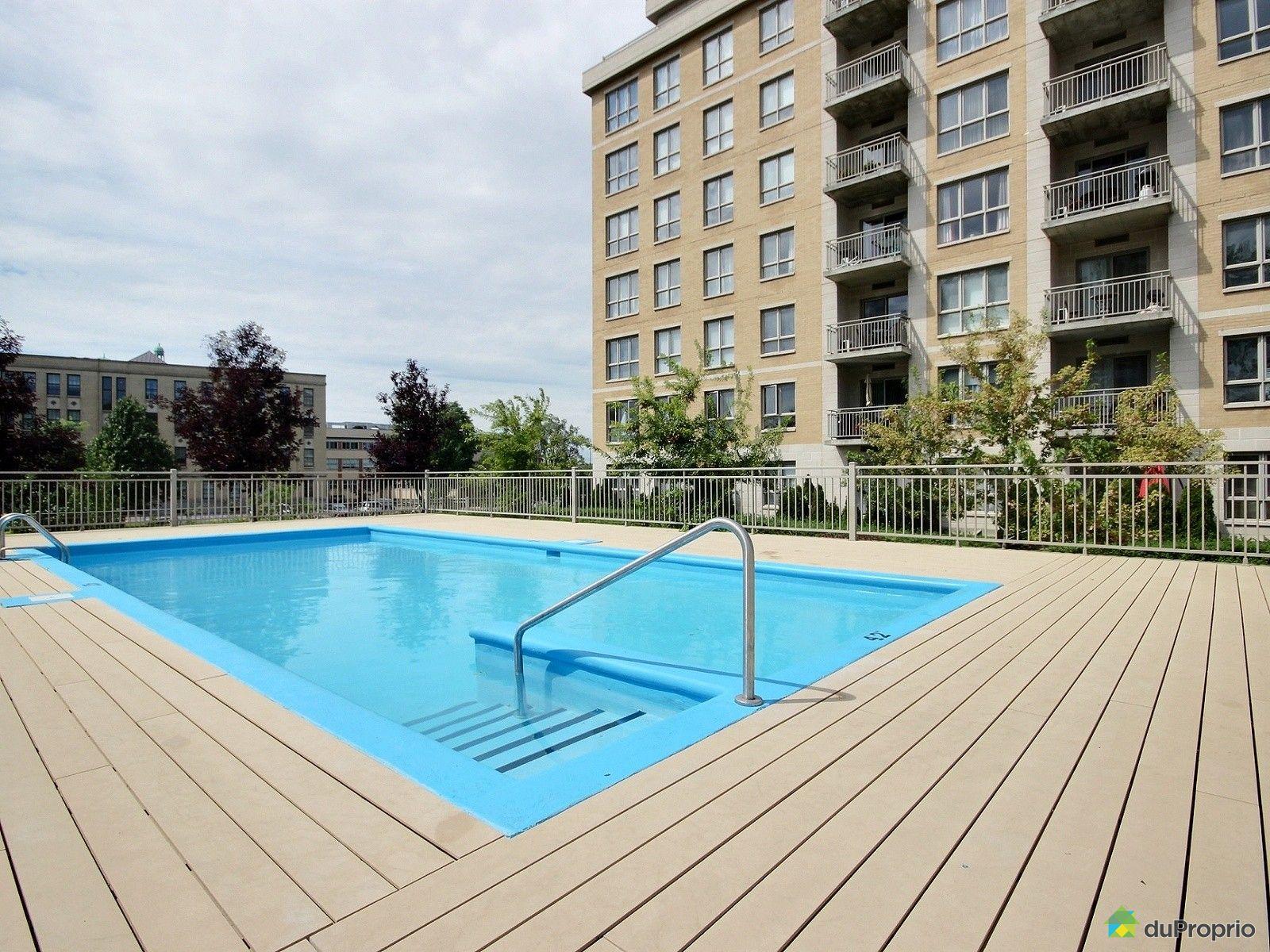Condo vendre montr al 304 8540 rue raymond pelletier for Centre sportif claude robillard piscine