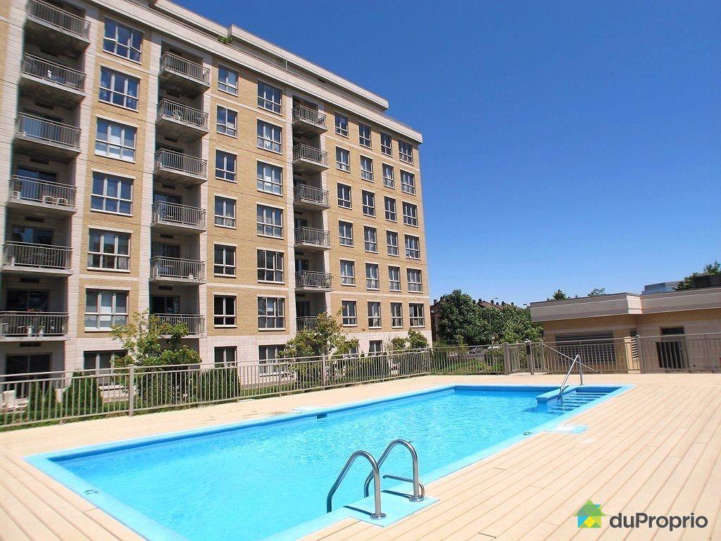 Condo vendre montr al 403 8520 rue raymond pelletier for Centre sportif claude robillard piscine
