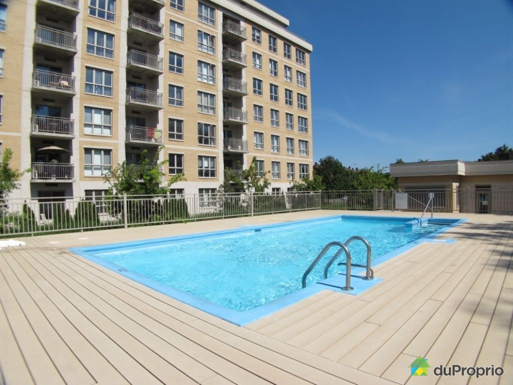 Condo vendu montr al immobilier qu bec duproprio 379221 for Claude raymond piscine
