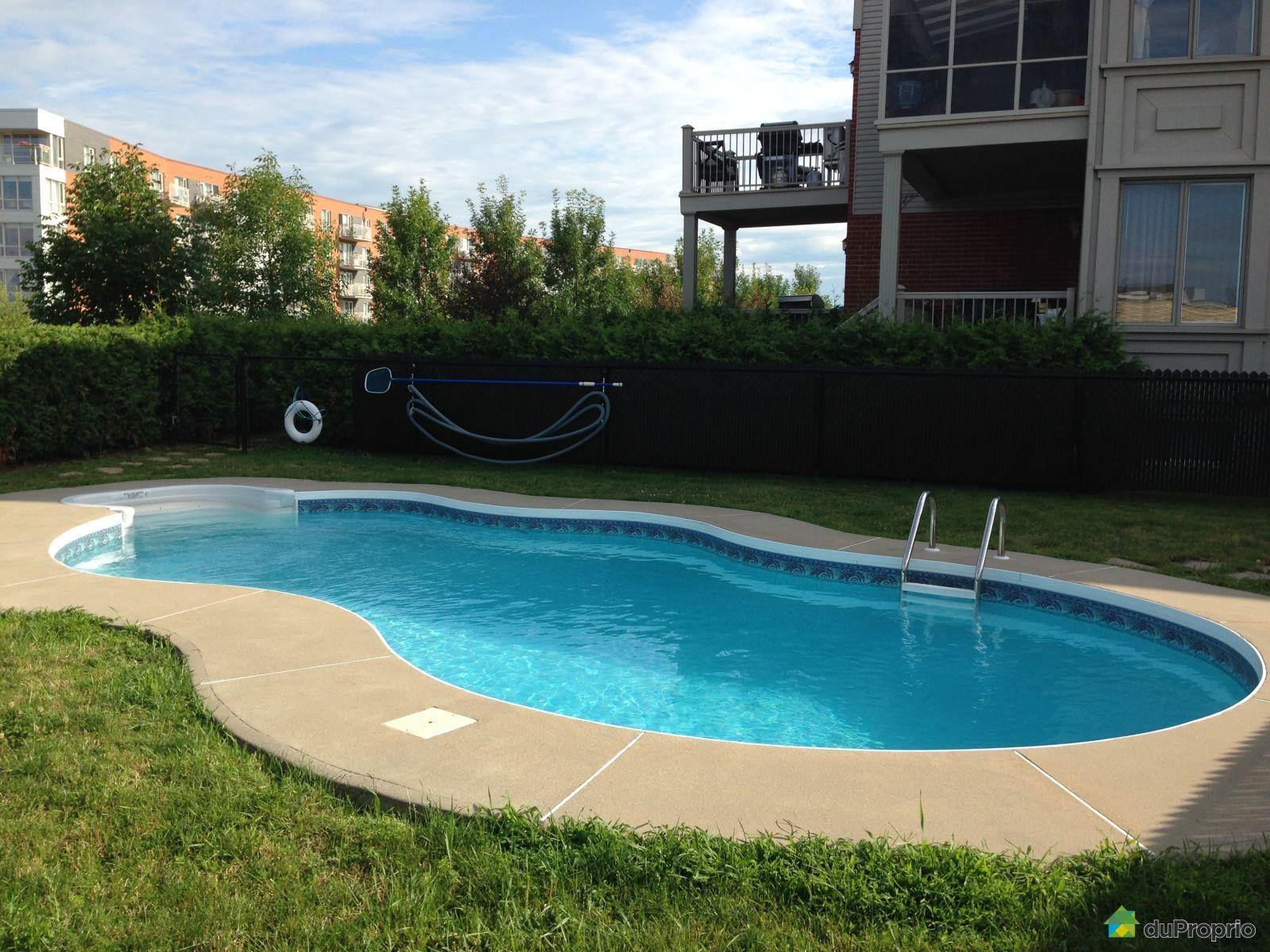 Condo vendu brossard immobilier qu bec duproprio 491243 for Brossard piscine